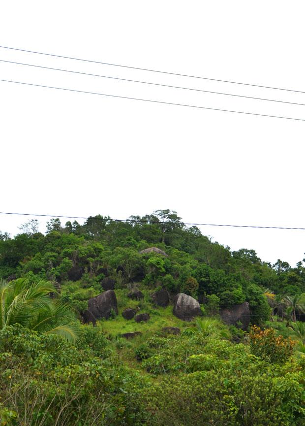 Hills of Bangka