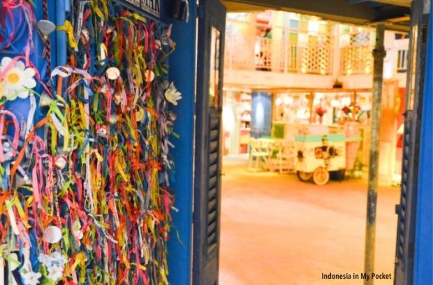 Ribbon wall Tropen Museum Amsterdam