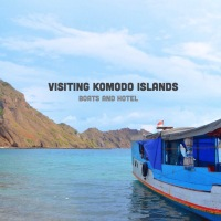 Visiting Komodo Islands - Boats and Hotel